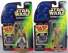 Star Wars PotF Bespin Luke Skywalker & Lando in General's Gear Freeze Frame '97