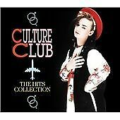 Culture Club - (The Hits Collection, 2012)cd album,free postage uk
