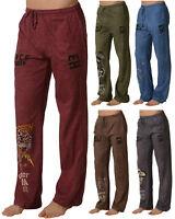 Ed Hardy Men's soft knit Sleep Lounge Pajama Pants