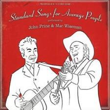 John Prine : Standard Songs for Average People CD (2007) ***NEW***