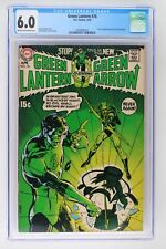 Green Lantern #76 - DC 1970 CGC 6.0 Green Lantern/Green Arrow stories begin.