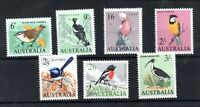 Australia 1964-1965 Birds MNH set WS19432