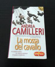La mossa del cavallo - Andrea Camilleri - Prima Edizione SuperPocket -