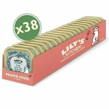 Lily's Kitchen (38 Trays x 85g) Catch of the Day - Grain Free Adult Cat Wet Food