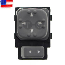 Power Side View Mirror Switch For Chevy Silverado 1500 2500 3500 1500HD 2500HD