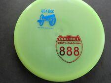 2007 Usdgc Rare Double-Stamped Champion Roc, Rancho