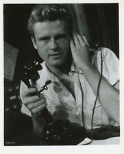 JOHN ERICSON BAD DAY AT BLACK ROCK 1955 VINTAGE PHOTO ORIGINAL #1