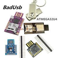 ATMEGA32U4 Beetle BadUSB ESP12E Development virtual keyboard SS Micro Module