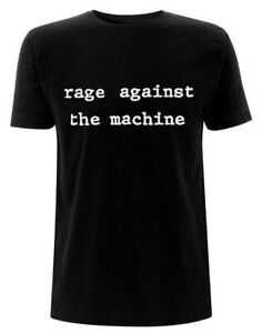 Rage Against The Machine 'Molotov' (Black) T-Shirt - NEW & OFFICIAL!