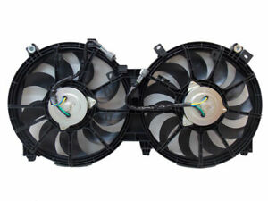 Dual Radiator and Condenser Fan fits 2009-2014 Nissan Maxima  FOUR SEASONS