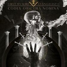 Blut Aus Nord / Aevangelist - Codex Obscura Nomina (NEW CD)
