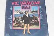 Vintage Vinyl Record Best of Vic Damone Live Ranwood R-8204 LP
