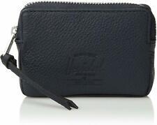 Oxford Wallet, Herschel, Black Pebbled