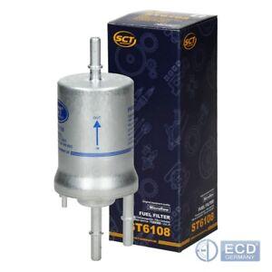 Kraftstofffilter Filter Audi A3 1.6-3.2 Skoda Fabia 1.2-2.0 VW Golf Polo 1.0-1.8
