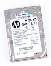 "HP 450 GB 6g 10k SAS 2.5"" disco rigido/Hard Disk - 702504-001"
