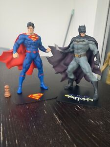 Statuettes Batman & Superman Kotobukiya