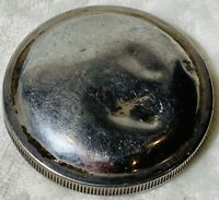 Vintage GM Gas Cap with Vented Tank Cap Chrome no Handle Pat No 2501621