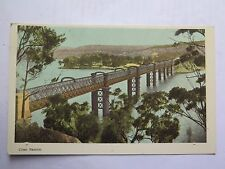 POSTCARD COMO BRIDGE SYDNEY AUSTRALIA c1910s REGAL POST CARD SERIES