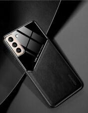 Para Samsung Galaxy S21 S20 FE 20 A71 a prueba de impactos Híbrida De Cuero Note Estuche Cubierta