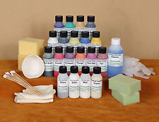 Leather DIY Restore Kit (mini touch up kit) car/sofa/Clothes