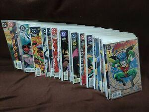 Robin 1993 Issues 1 - 74 complete run DC Comics NM- Batman comic lot of 75