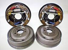 """FORD 11"""" x 2-1/4"""" DRUM BRAKE KIT for FORD 9 INCH DIFF w/ 5 on 4.5 BP HOTROD F100"""