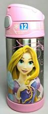 Disney Thermos Funtainer Princesses Rapunzel Snow White Cinderella Bottle Pink