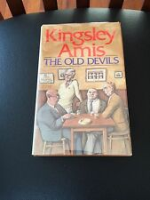 The Old Devils by Kingsley Amis Signed First Edition First Printing London 1986