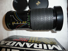 Camera lens for PENTAX SLR MIRANDA 28-200mm f 1:3.8-5.6 +box - RICOH PK fit. N10