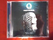 """CIRQUE DU SOLEIL - """"O"""". MUSIC BENOIT JUTRAS. CD."""