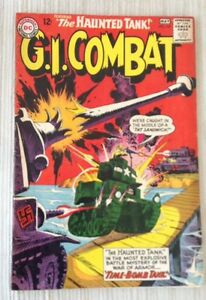 G.I. COMBAT #105 VERY FINE CONDITION