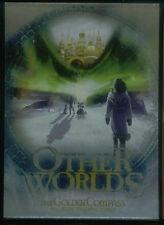 """THE GOLDEN COMPASS (Inkworks/2007) """"OTHER WORLDS"""" FOIL CASE LOADER CARD #CL1"""