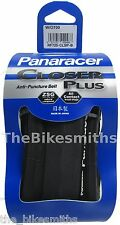 PANARACER Closer PLUS BLACK 700 x 23 Folding Road Bike Race Tire Flat Guard 210g