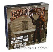 NEW Deadlands Battle for Slaughter Gulch Old West Board Game Dead Lands