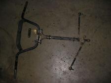 1992 Suzuki Quadrunner LT-4WD  Handlebars Clamp Steering Stem Tie Rods Hardware