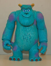 "2001 Sulley Sully 6"" Hasbro Action Figure Disney Pixar Monsters Inc"