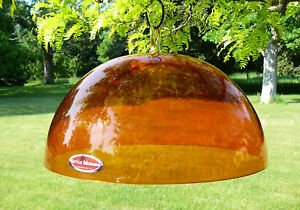 Oriole Feeder Protective Orange Dome Block Sun, Rain