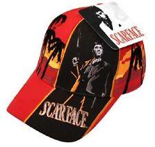 JH Design Tony Montana Hollywood Scarface Movie Hat Cap Palm free shipping