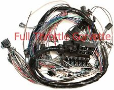 1965 65 Corvette Dash Wiring Harness for Vettes With Back-Up Lights