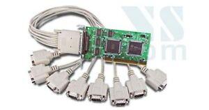 VScom 800H UPCI 8 x RS-232 PCI Card (UPCI-800LP)