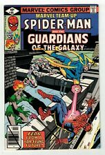 MARVEL TEAM-UP #86 FN+ GUARDIANS OF THE GALAXY! STARHAWK! SPIDER-MAN 1979 Direct
