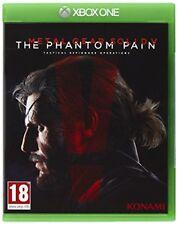 Metal Gear Solid V The Phantom Pain Xbox One Konami
