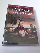 """DVD """"CRONICAS VAMPIRICAS 1 PRIMERA TEMPORADA COMPLETA"""" 5DVD"""