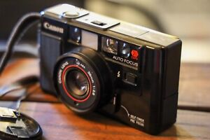 Canon AF35M 35mm Point & Shoot Film Camera