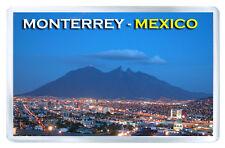 MONTERREY MEXICO FRIDGE MAGNET SOUVENIR IMAN NEVERA