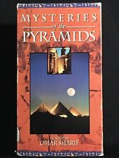 Mysteries of the Pyramids (VHS, 1999)
