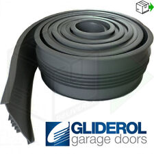 Genuine GLIDEROL Garage Door Bottom Weather Seal Trim Draught Excluder ALL SIZES
