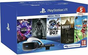 NEW Sony PlayStation 4 / 5 VR Mega Pack Five Game Bundle Virtual Reality PS4 PS5
