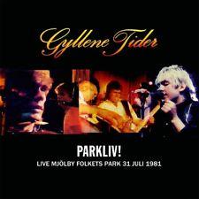 VINYL LP Gyllene Tider (Per Gessle) PARKLIV LIVE 1981, re-issue 2019, NEU NEW