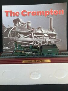 "COLLECTORS MODEL TRAIN ATLAS EDITIONS  "" THE CRAMPTON """